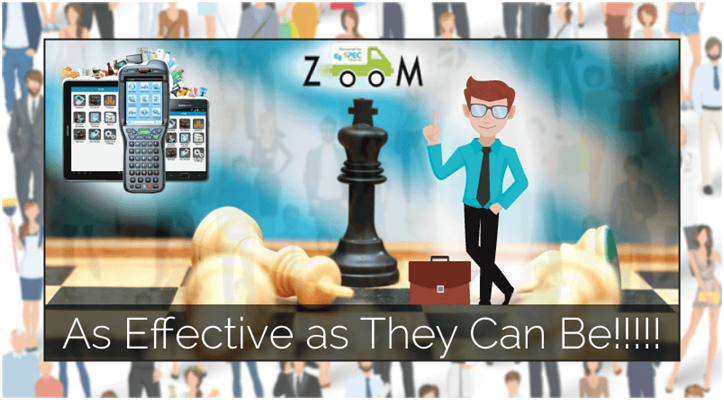 As Effective as They Can Be!!! Improving Sales People Effectiveness with ZooM!!!!